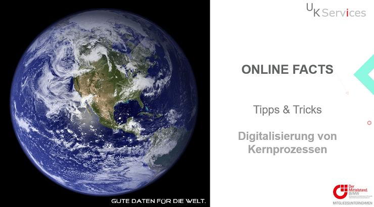 Video: BVMW Online Facts – Digitalisierung von Kernprozessen